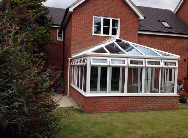 Conservatory Installers in Newent, Gloucestershire - Hall & Jones Windows, Doors & Conservatories