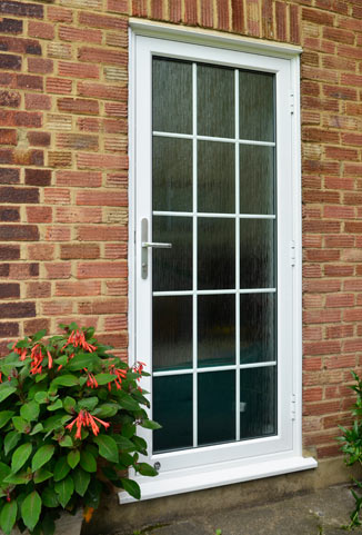 Halo and Ultimate Doors from Rob Hall Windows and Doors, Installation, Newent, Gloucestershire