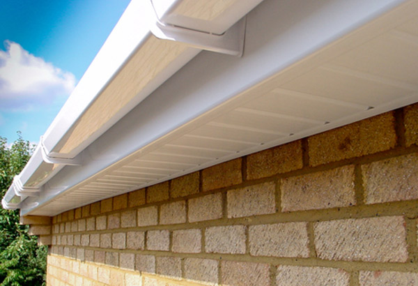 Fascia Boards Amp Guttering Newent Gloucestershire Hall