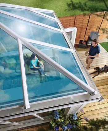 Ultraframe Roofing with Rob Hall Windows and Doors, Gloucestershire