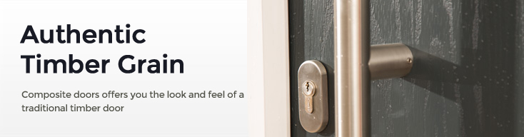 Market-leading composite doors