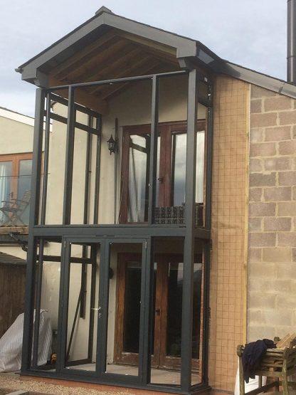 Bifold Doors, Newent, Gloucestershire