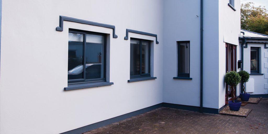 Aluminium Casement Windows, Newent, Gloucestershire
